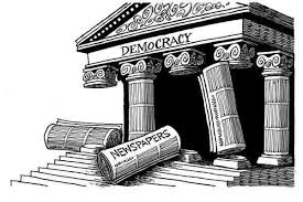 δημοκρατία σε χαρτί