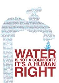 water is human wright